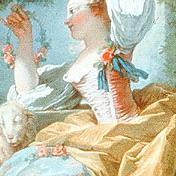 J.H Fragonard-Shepherdess