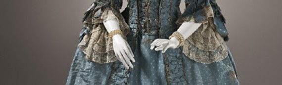 Eighteenth Century Robes with Button Fronts