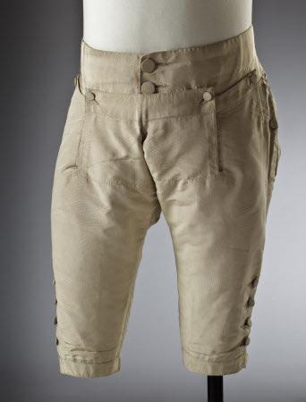 18th century menswear - bespoke costumes made to measure