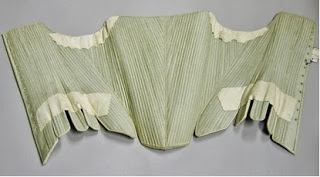 Corset or Stays - 1780's Fashion - HandBound Costumes - Who wore Stays - Historical Underwear - Want to dress like the Duchess - Anntionette attire or costume
