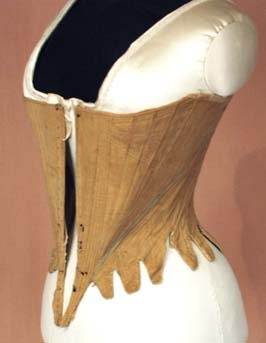 Corsets and Stays - 18th Century Underwear - Bespoke Corsetry
