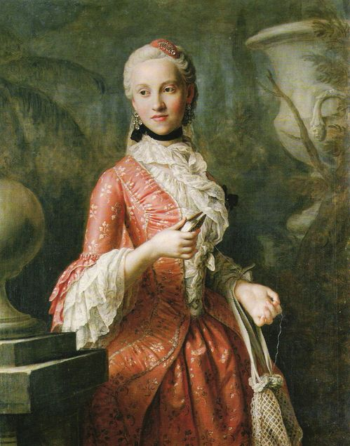Maria of Saxony - Rotri -1707-1762 - HandBound Costumes research, replica historical dresses from paintings and portraits, made to measure historical costumes, want to dress like antoinette or the duchess, georgian period costume, bespoke period clothing, costume reproductions from paintings