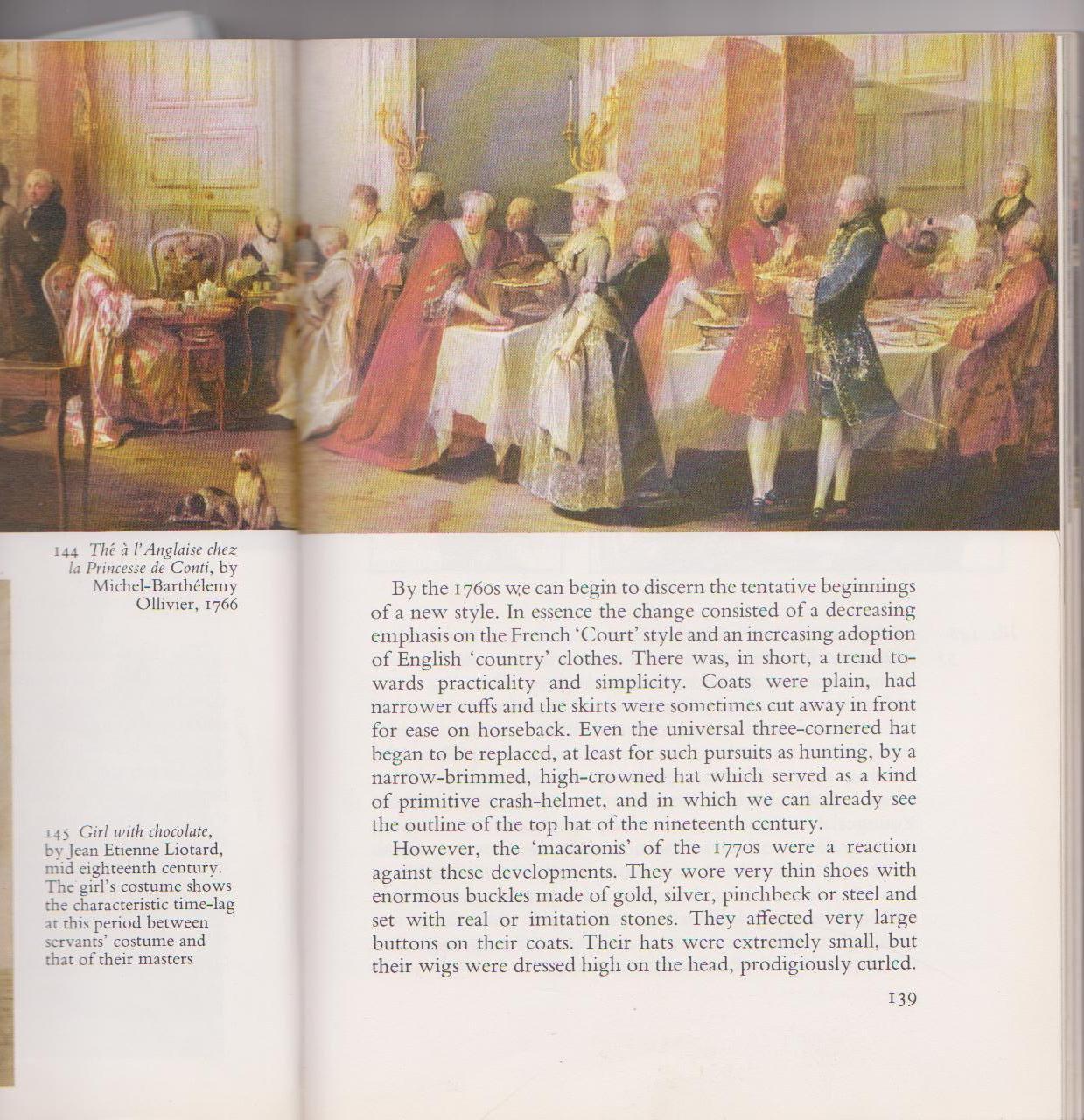 Costume & Fashion - J.Laver - Inner Page2 - HandBound Bibliography