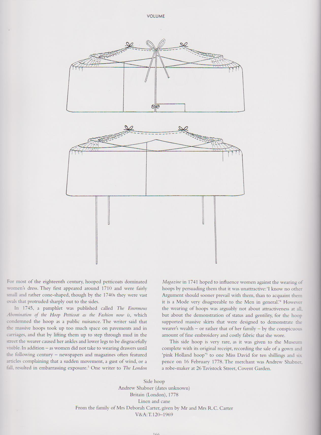 V&A Underwear - Eleri Lyn - Inner Page 1 - HandBound Costumes Bibliography