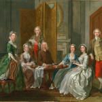 Hayman -TheGasciogneFamily. c.1740 - HandBound
