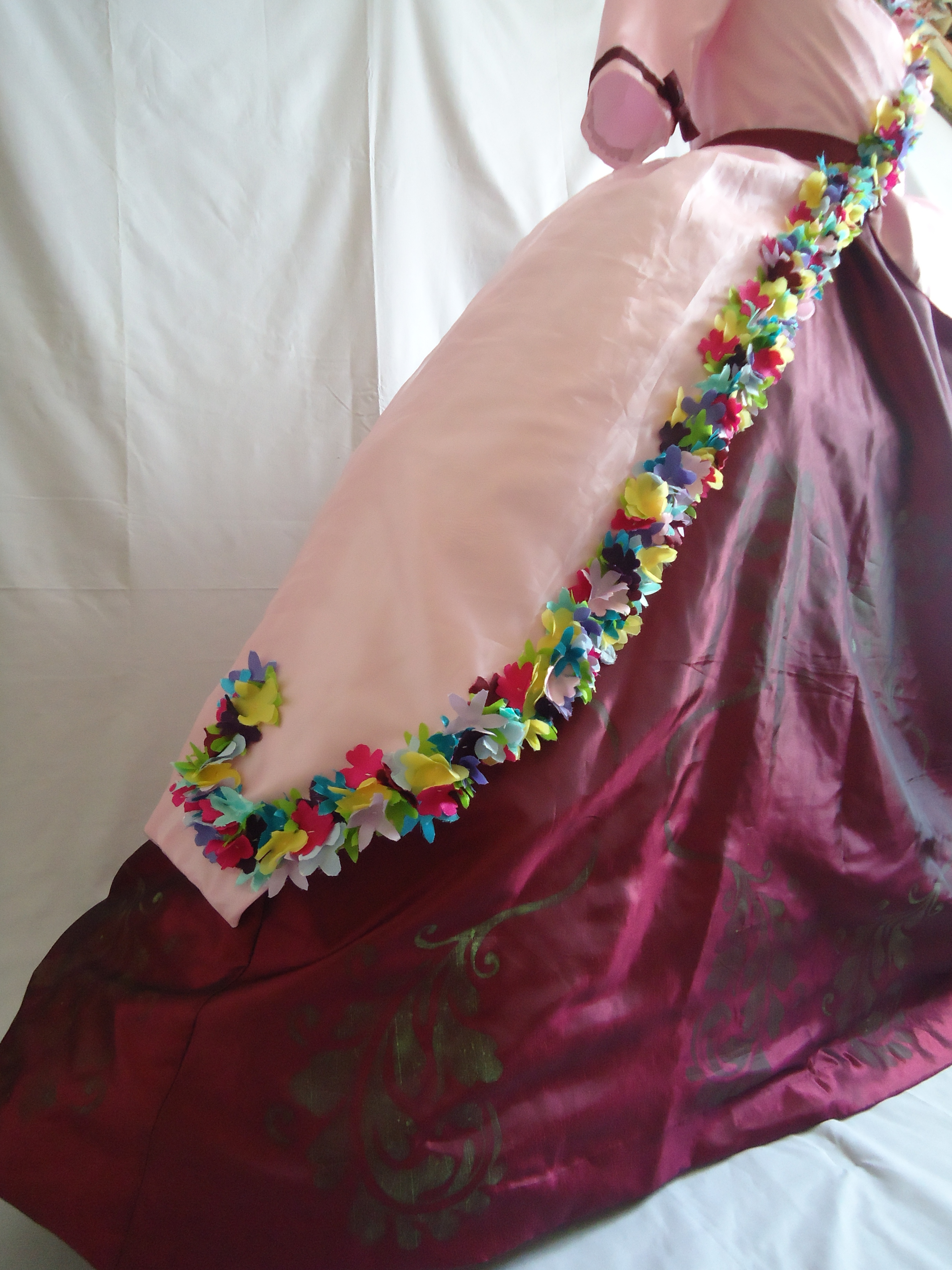 Pink carnival - Fun historical Costumes