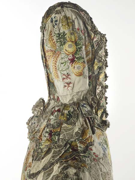 Ann Fanshaws Dress 1751-50 -HB Research