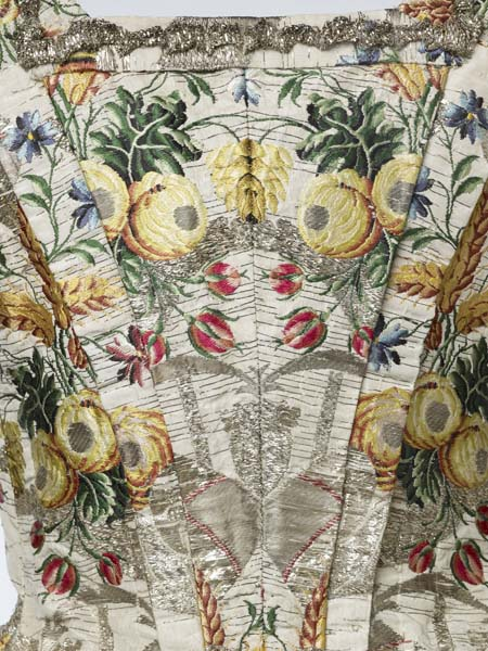 Ann Fanshaws Dress 1752-53 -HandBound