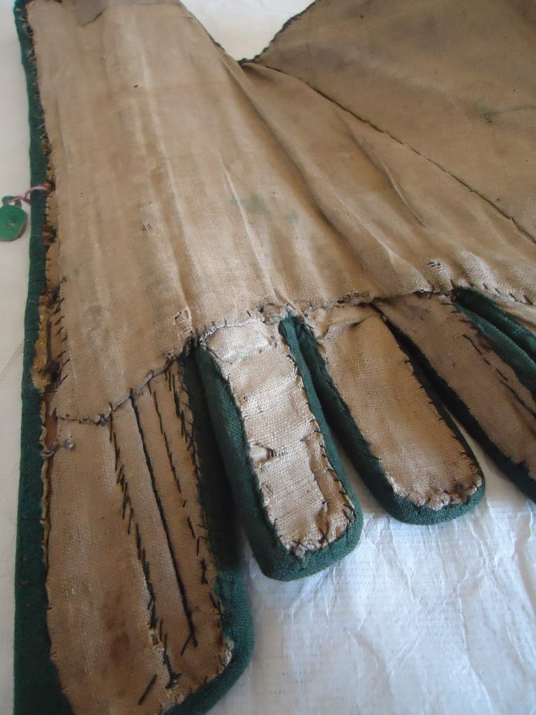 18th c. Corset - HandBound Research
