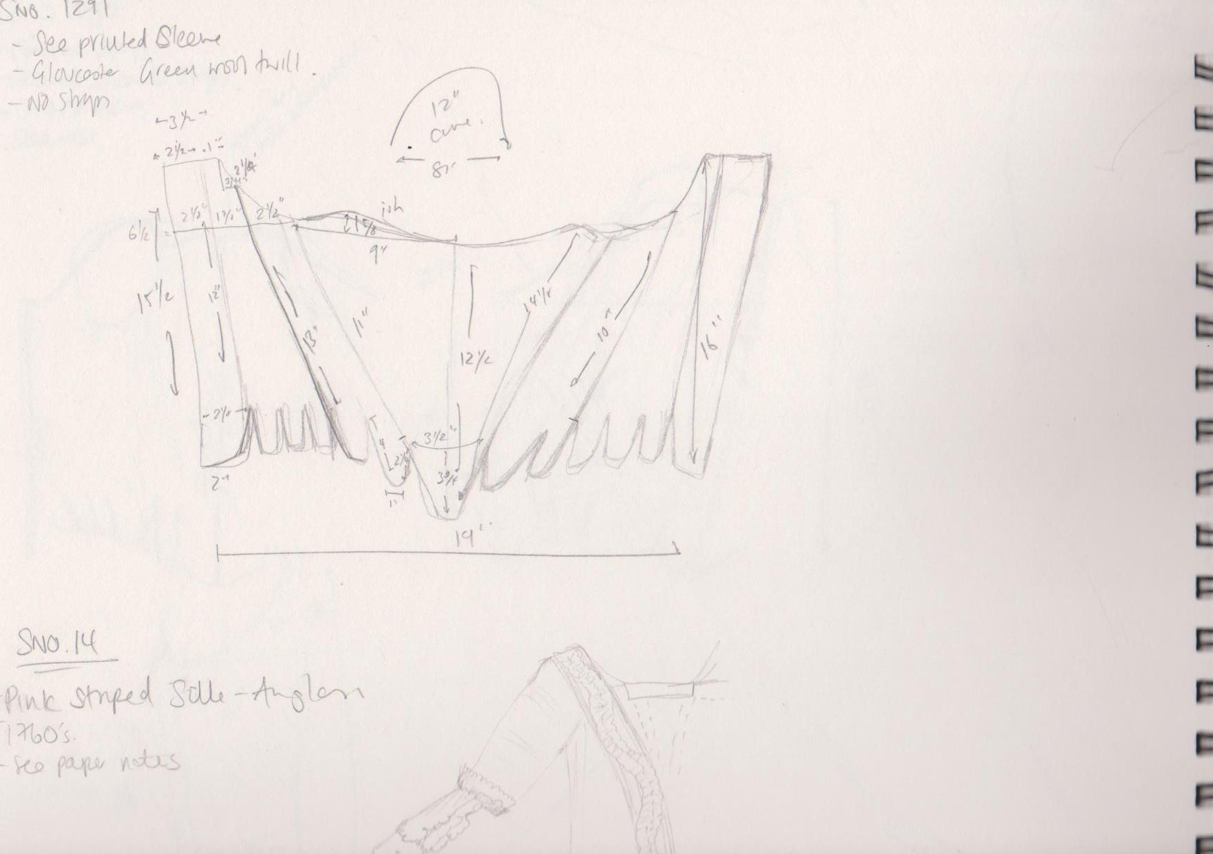 SNO.1291 - HandBound Research Sketch