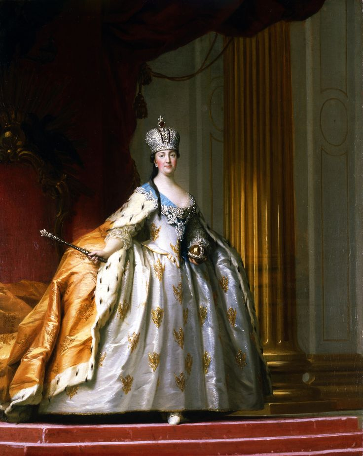 Catherine the Great - Virgilius Erichsen - 1778-79
