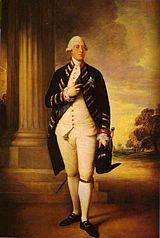 Gainsborough - 1781- George III - HandBound