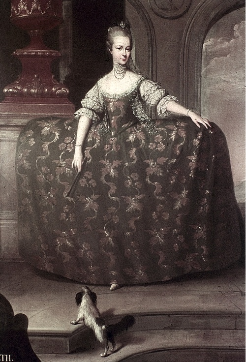 examples of dress with the wide hip hoops, where can I get an 18th costume made?, theatre costumiers in 18th c costume, the staymaker