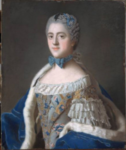 Mdm sophie of france-1750-51-Liotard-HandBound
