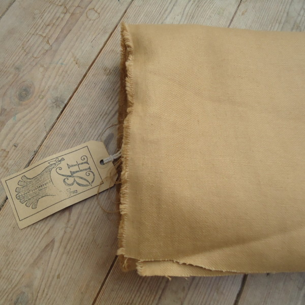 Beige Linen/Cotton Canvas « HandBound Costumes