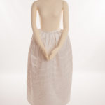 silk quilted Petticoat by HandBOund