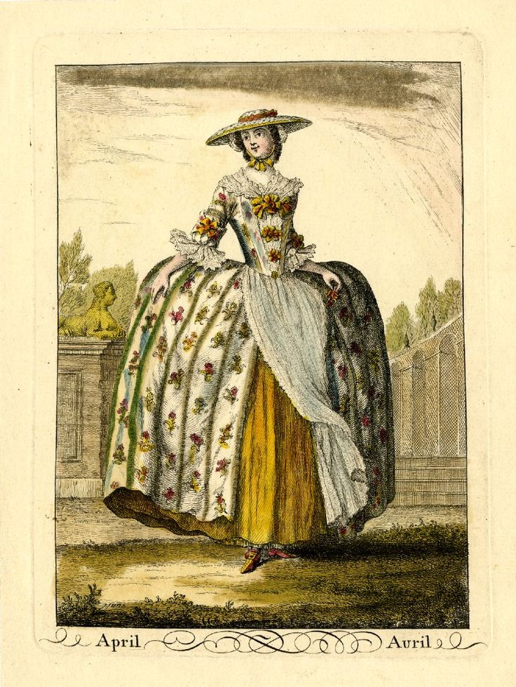 Months - J.June - 1749 Costume research by HandBound Costumes, Historical costumiers and 18th c staymaking, made to measure accurate historical costumes, I need a georgian costume - where can I get one made?,