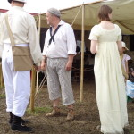 pride and prejudice dress - replica 19th regency gowns made by HandBound Costumes
