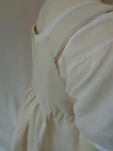 historical dressmaking, georgian underwear