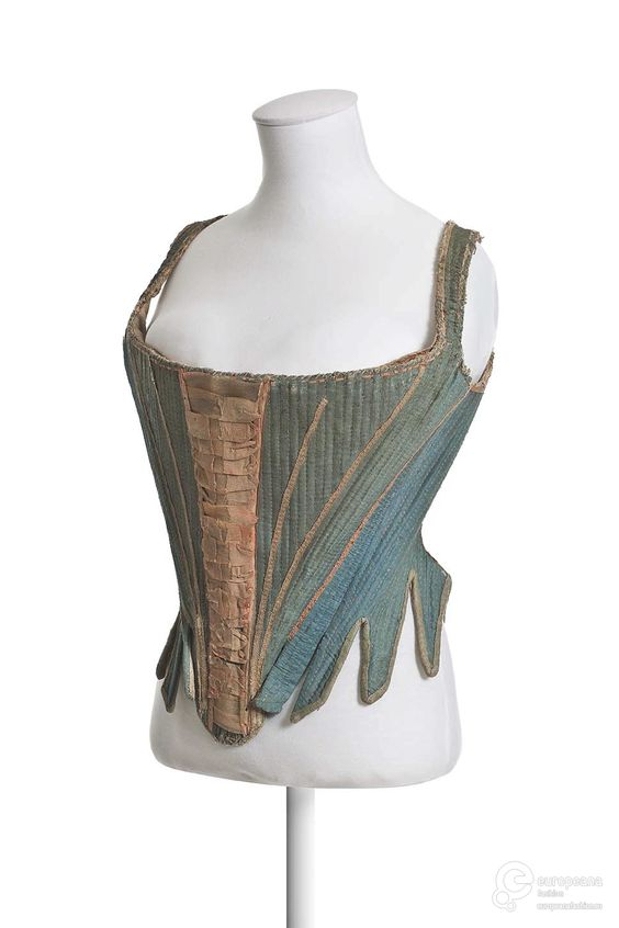 1750s french stays, the staymaker, georgian staymaking for sale, stays and corsets ready made,