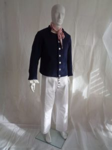 slops and when they came into wear, naval costume, ancient mariner by HandBound