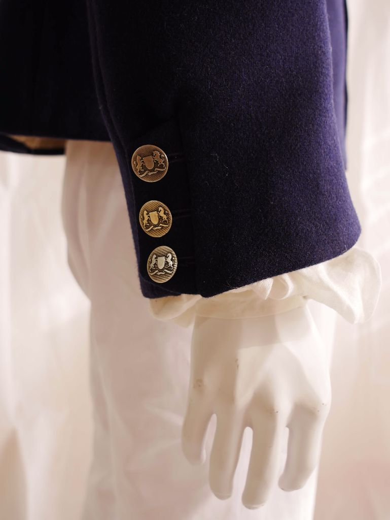 what jack tars wore - georgian england, seamans costumes