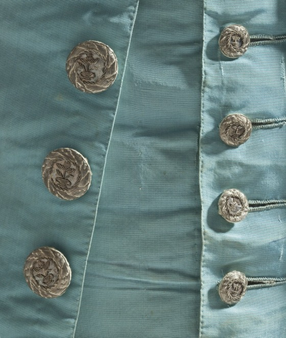 plain suits from the 1760s - what men wore